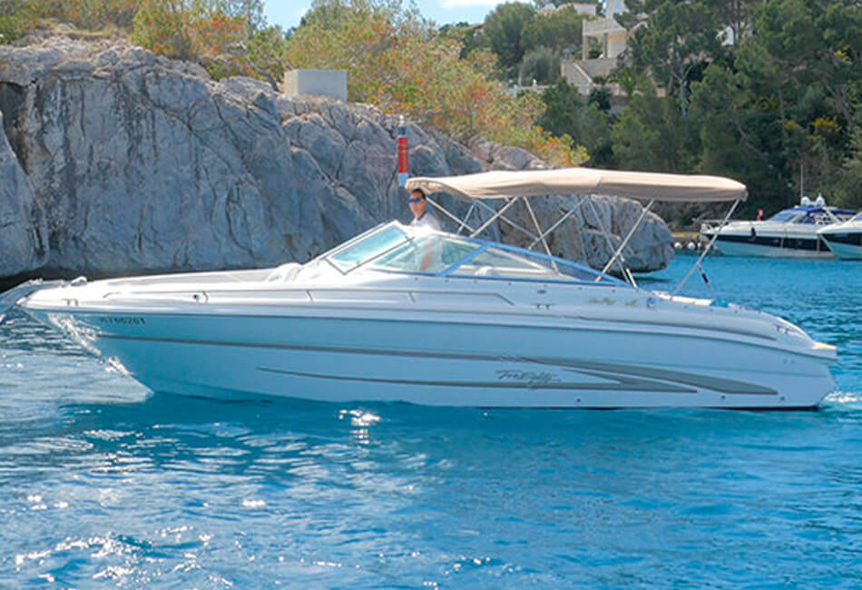 29.5 ft SeaRay 280 Bowrider