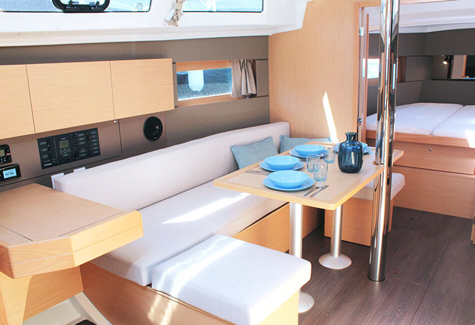 38.1 ft Oceanis Freedom
