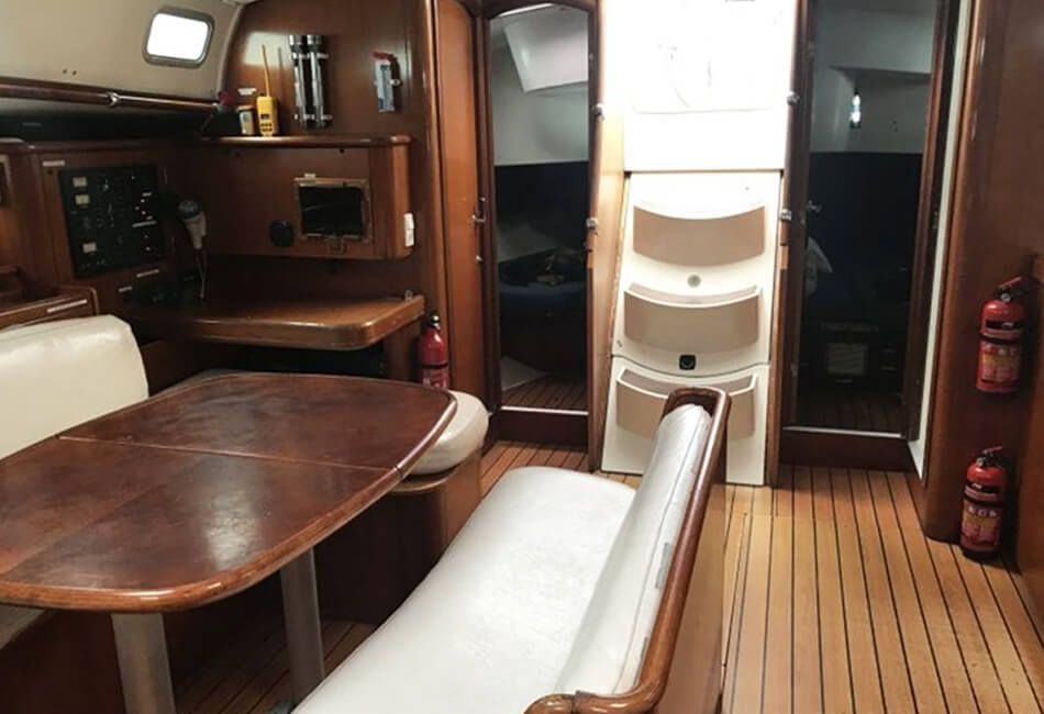 44.9 Ft Beneteau Oceanis 461 XP-2000